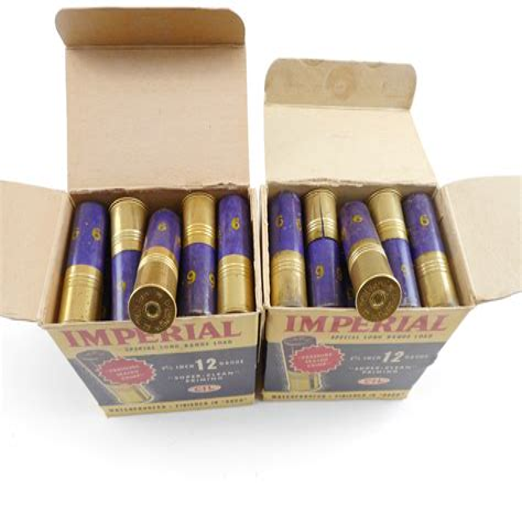 2 3 4 Inch 12 Gauge Shotgun Shells