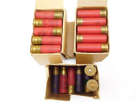 2 3 4 Shotgun Shells Vs 16mm
