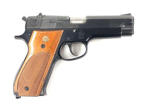 2 9mm Pistols