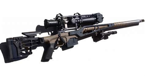 2 Mile Sniper Shot Rifle