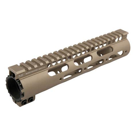 2 Piece Handguard With Low Profile Gas Block