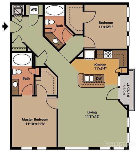 2-Bathroom-Tiny-House-Plans