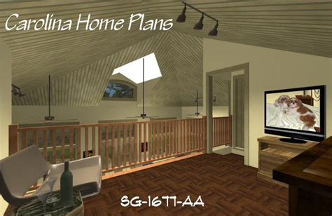 2-Bed-2-Bath-Valted-Ceiling-House-Plans