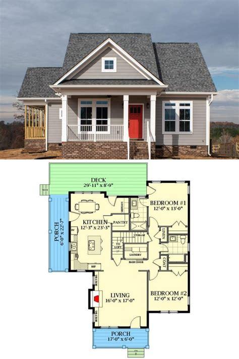 2-Bedroom-Farmhouse-Floor-Plans