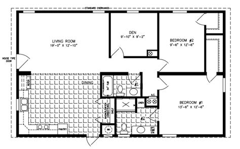 2-Bedroom-Tiny-House-Plans-1000-Sq-Ft