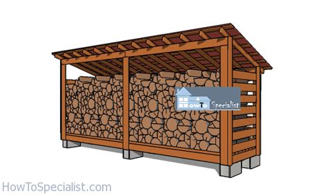 2-Cord-Firewood-Shed-Plans-Pdf