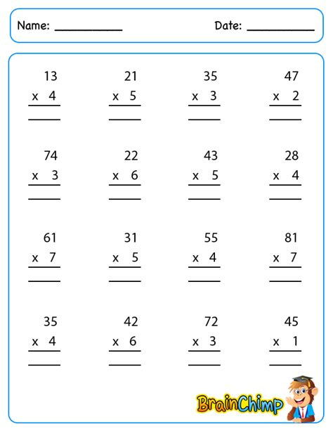 HD wallpapers how to do long multiplication worksheets Page 2