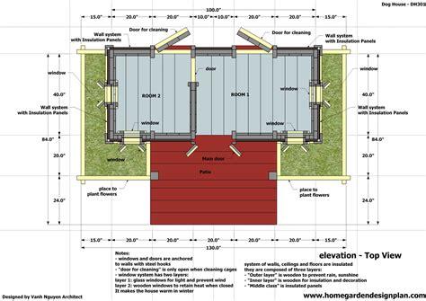 2-Dog-Dog-House-Plans-Free