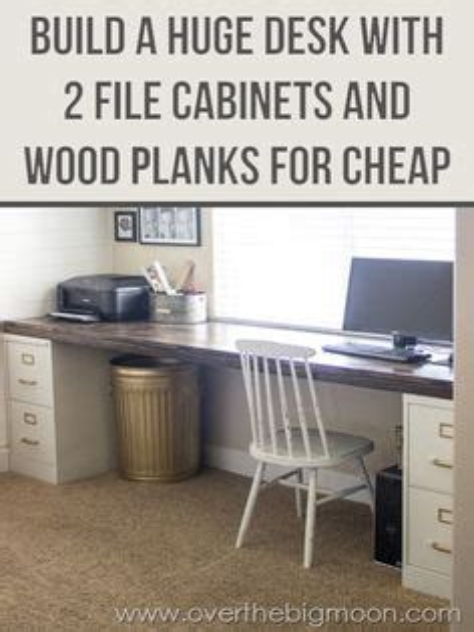 2-File-Corner-Cabinet-Desk-Diy