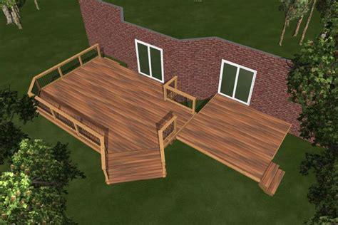 2-Level-Deck-Plans