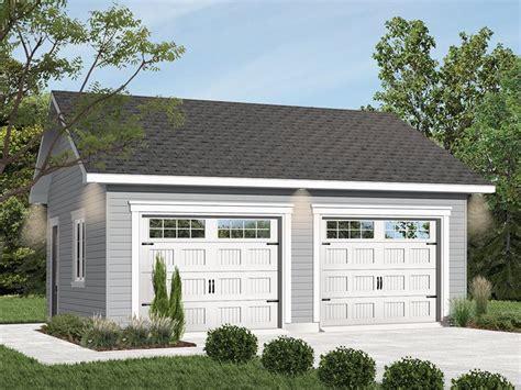 2-Stall-Garage-Plans