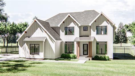 2-Story-Modern-Farmhouse-Plans