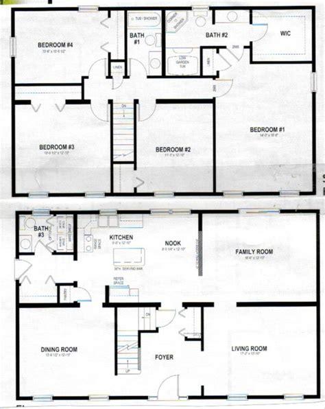 2-Story-Pole-Barn-House-Floor-Plans