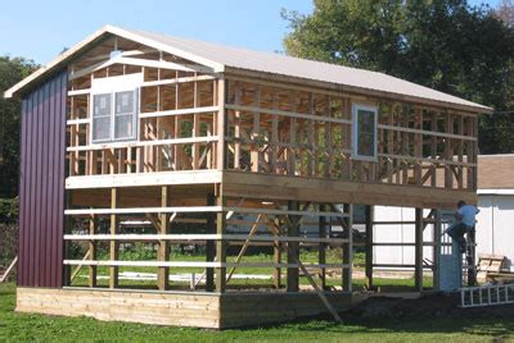 2-Story-Pole-Barn-Plans