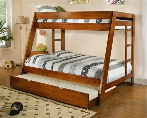 2-Twin-Over-Queen-Bunk-Bed-Plans