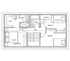 Best 2 bedroom cabin with loft plans
