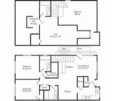 Best 2 bedroom loft home plans