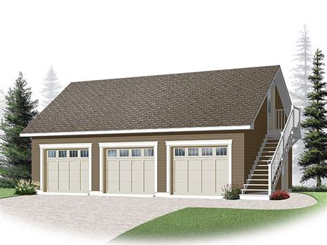 2 Car Garage Construction Plans Image