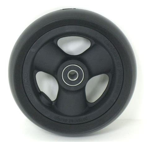 2 caster wheels Image
