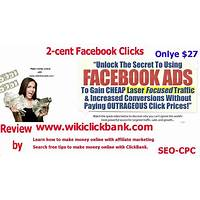 2 cent facebook clicks cheap