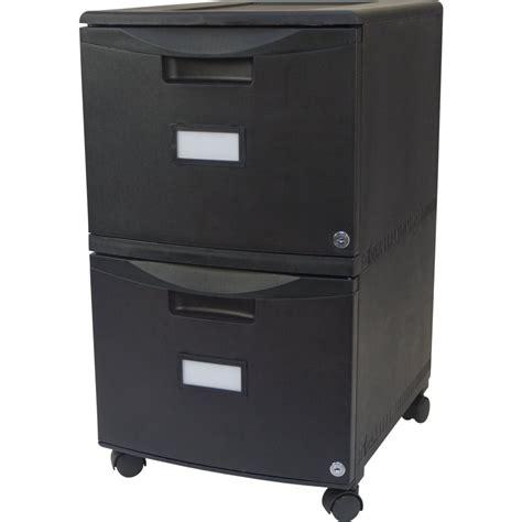 2 Drawer File Cabinet Plastic