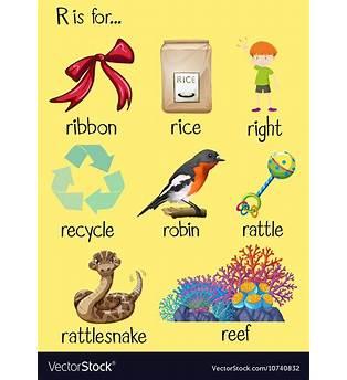 2 Letter R Words