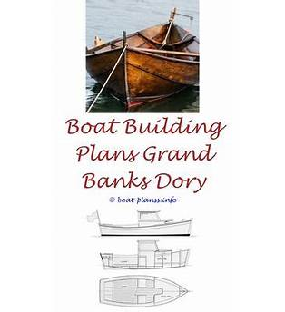 2 Seat Tunnel Hull Boat Plans
