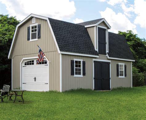 2 story barn shed Image