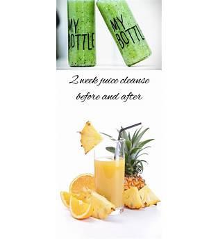 2 Week Juice Diet