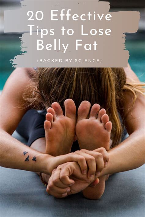 [click]20 Effective Tips To Lose Belly Fat Backed By Science. -1