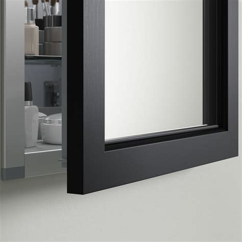 "20"" x 26"" Recessed or Surface Mount Aluminum Medicine Cabinet with Mirrored Door"