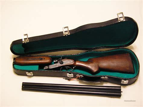 20 Coach Shotgun Case