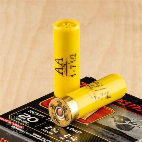 20 Ga 7 1 2 Shot Ammo