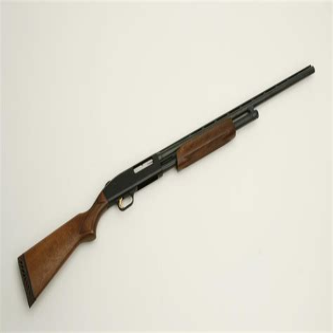20 Ga Pump Action Shotgun 7-9 Round Cap