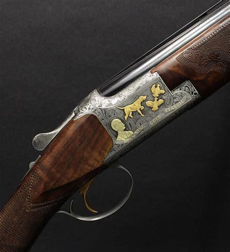 20 Gauge Browning Over Under Shotgun