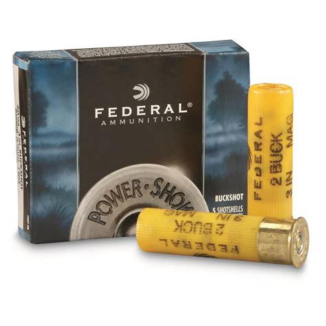 20 Gauge Buckshot Ammo For Sale