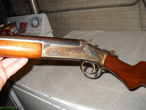 20 Gauge Iver Johnson Shotgun