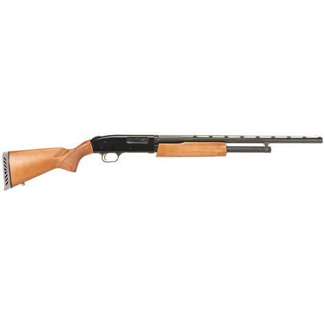20 Gauge Pump Action Shotguns With External Hammer