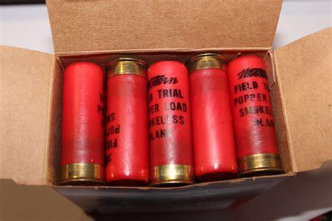 20 Gauge Shotgun Poppers