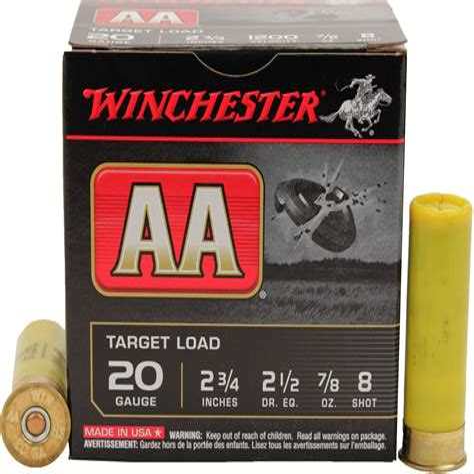 20 Gauge Shotgun Shells 3 4 Oz