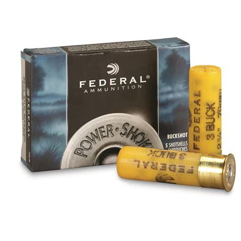 20 Gauge Shotgun Shells Buckshot
