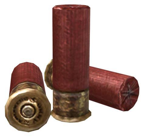 20 Gauge Shotgun Shells Fallout New Vegas