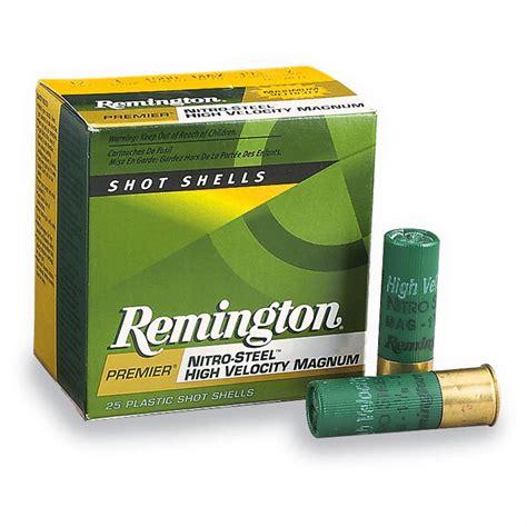 20 Gauge Steel Shot Ammo