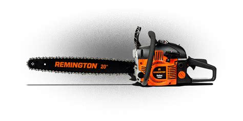 20 Inch Gas Powered Chainsaw Remington Rm4620 Outlaw