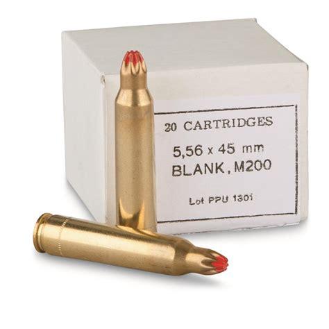 20 Mm Blank Ammo