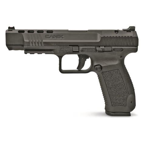 20 Round Semi Auto Handgun