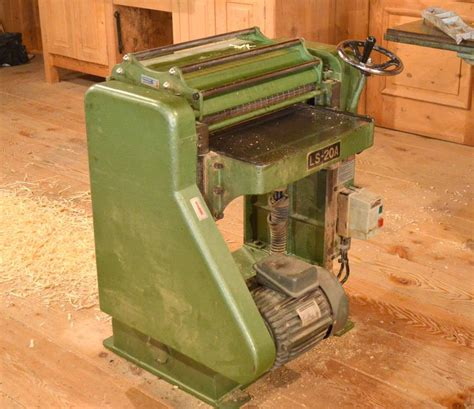 20 Wood Planers for Sale