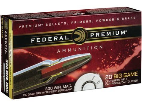 200 Gr Speer Bullets For 300 Win Mag