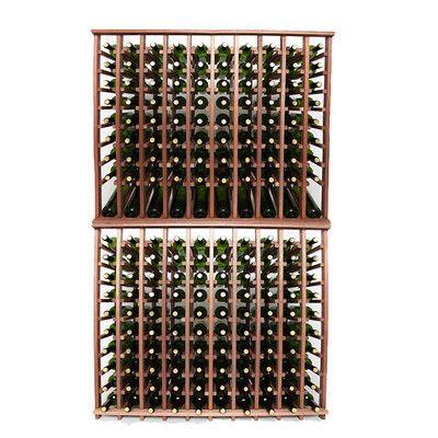 200-Bottle-Wine-Rack-Plans