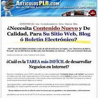 200 articulos plr o con derechos de marca privada that works